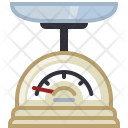 Cooking Kitchen Scale Icon