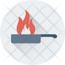 Cooking Fire Stove Icon