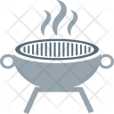 Cooking Hot Steam Icon