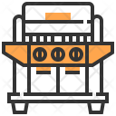 Cooking Equipment Grill Icon
