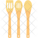 Cooking Spoons Cutlery Icon