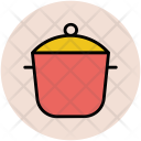 Cooking Pan Pot Icon