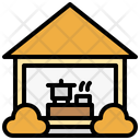 Cooking Area In House Icon