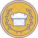 Award Cap Chef Icon