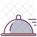 Cooking Dinner Dish Icon