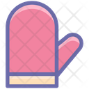 Cooking Glove Glove Cooking Icon