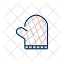 Glove Cooking Mitten Icon