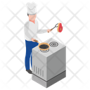 Cooking Kiosk Icon