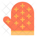 Cooking Mitt Glove Kitchen Icon