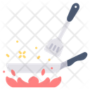 Cooking Pan Pan Cooking Icon