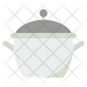 Cooking Pan Cookware Kitchen Pot Icon