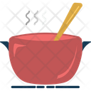Cooking Pan Saucepan Cookware Icon