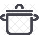 Pan Food Cooking Icon