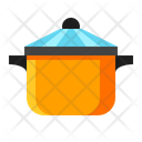 Pot Pan Cooking Icon