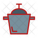 Cooking Cookware Pot Icon
