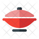 Cooking Frying Skillet Icon