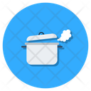 Cooking Pot Cookware Pressure Cooker Icon