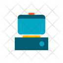 Cooking Pan Stove Icon
