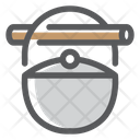 Cooking Kettle Icon