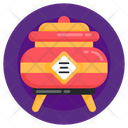 Cooking Pot Chinese Pot Cookware Icon