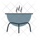 Cooking Pot Grill Icon