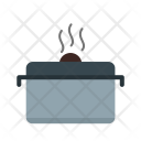 Cooking Pot Hot Icon