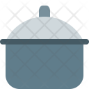 Cooking Pot Food Icon