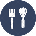 Cooking Spoons. Icon