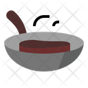 Cooking Steak Icon