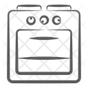 Cooking Stove Cooking Oven Gas Stove Icon