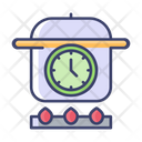 Cooking Time Cook Icon