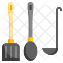 Cooking Utensils Spatula Cooking Icon