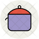 Cookware Cooking Pot Icon