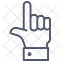 Cool Gesture Hand Icon