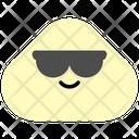 Cool Sunglasses Emoji Icon