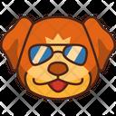 Cool Emoji Emoticon Icon