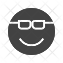 Cool Emoji Face Icon