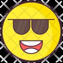 Cool Emoji Cool Expression Emotag Icon