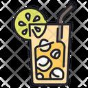 Cool Juice Juice Cocktail Icon