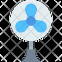 Cooler Table Fan Fan Icon