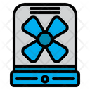 Fan Electric Air Icon