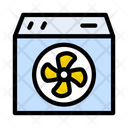 Cooler Air Room Icon