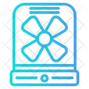 Fan Cooler Cooling Fan Icon