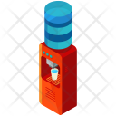 Water Cooler Equipment Icon
