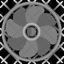 Cooler Vint Ventilation Icon