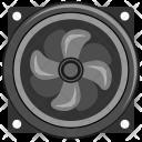 Cooler Temperature Control Icon