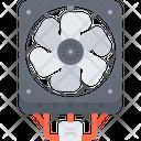Cooler Fan Data Icon