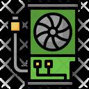 Cooler Fan Cooler Fan Icon