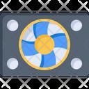 Cooler Fan Icon