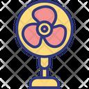 Cooling Fan Icon